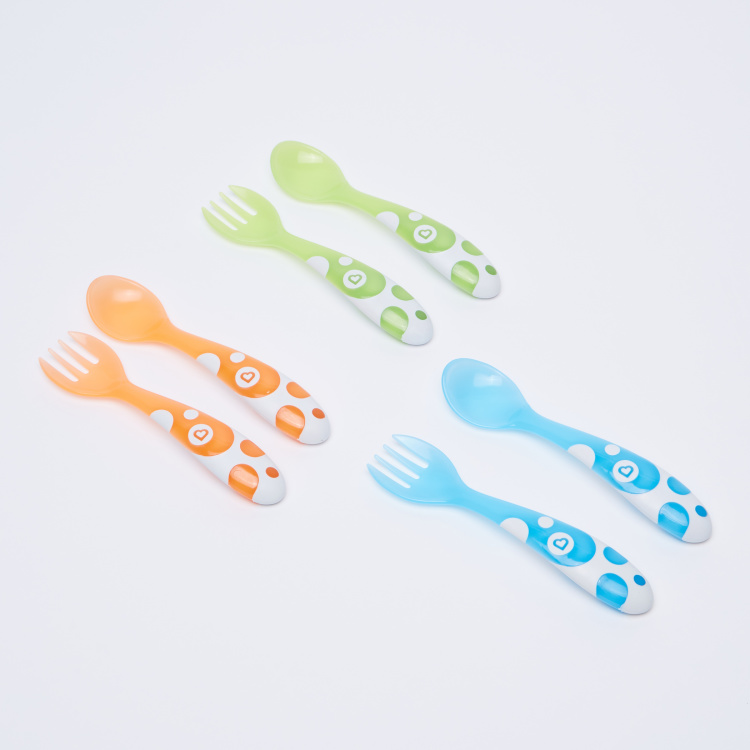 Munchkin Spoon and Fork Set - Set of 6