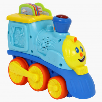 The Happy Kid Company My First Talking Train