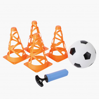 Juniors Soccer Exercise Set