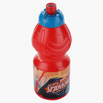 Spider-Man Print Sipper Bottle