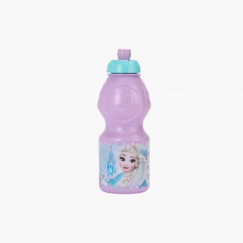 Frozen Print Sports Bottle - 400 ml
