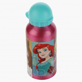 Princess Print Sipper Bottle