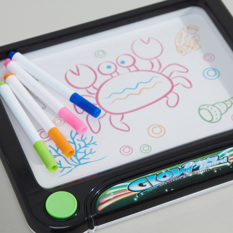 Glow Drawing Board
