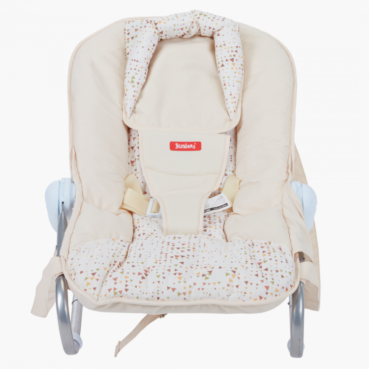 Juniors Printed Baby Rocker