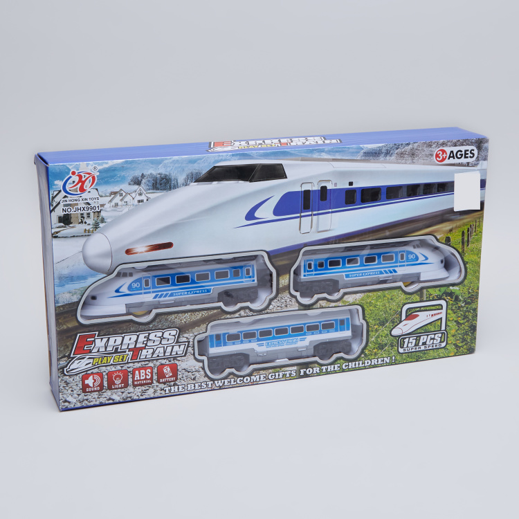 Express Train Playset