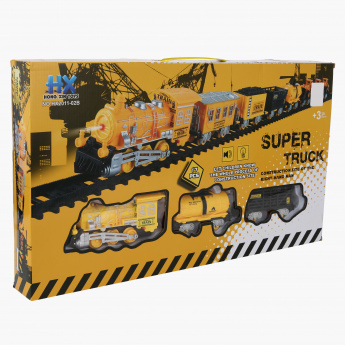 Train and Track Playset