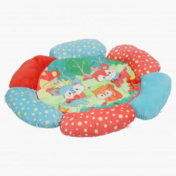 Juniors 3-in-1 Bolster Mat with Light and Sound