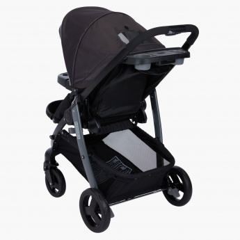 Graco Carrycot and Infant Car Seat