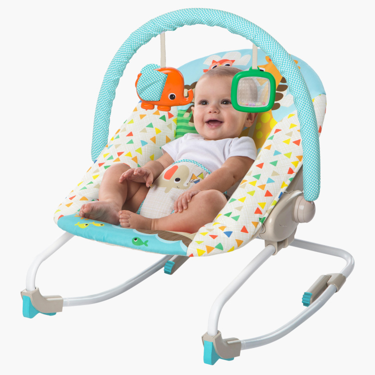 Bright Starts Printed Rocker