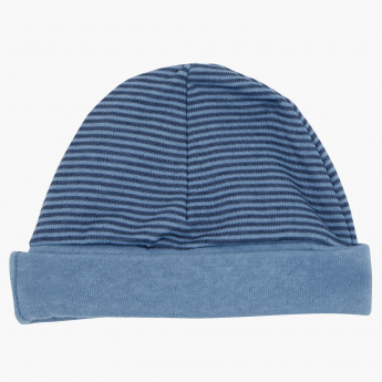 Juniors Striped Cap