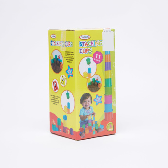 Juniors Stacking Cups Playset