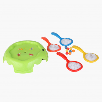 Juniors Flying Faces Play Set