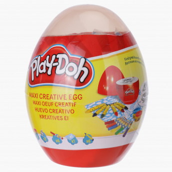 Play-Doh Maxi Creative Egg Playset