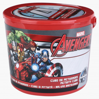 Avengers Activity Cube