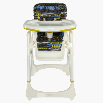 Giggles Matteo Printed High Chair