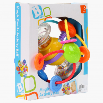 Magic Beads Activity Ball