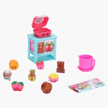 Shopkins Chef Club 10-Piece Play Set