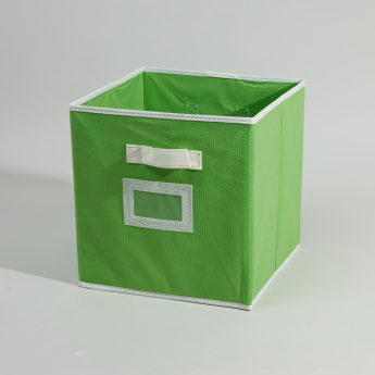 Foldable Storage Box with Side Handles