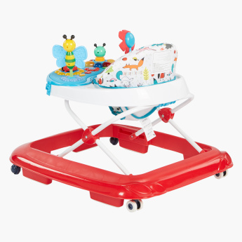 Juniors Butterfly Walker with Activity Tray