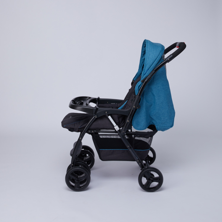 Juniors Viola Baby Stroller with Push Button Fold
