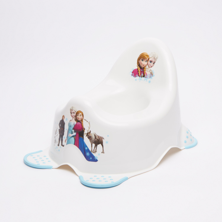 Keeper Princess Printed Potty with Anti-Slip Funtion