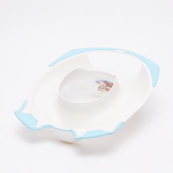 Keeper Princess Printed Toilet Seat with Anti-Slip Function