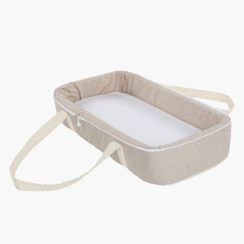 Juniors Printed Carry Cot