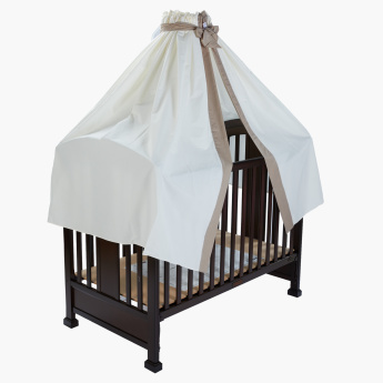 Juniors Bed Canopy with Tie-Ups