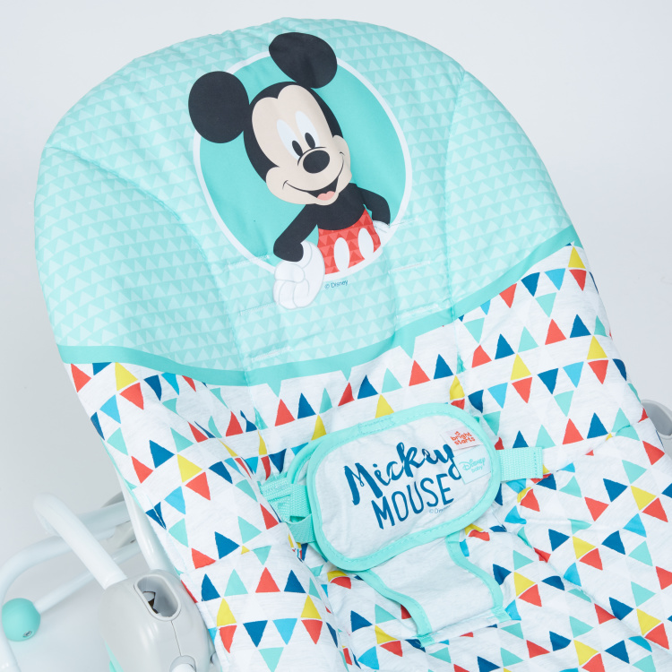 Mickey Mouse Printed Adjustable Rocker