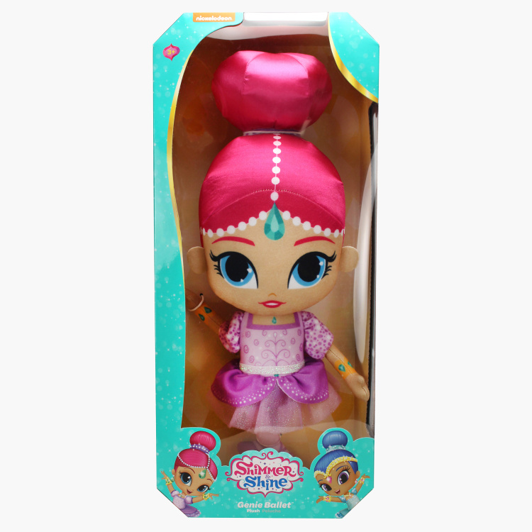 Shimmer and Shine Plush Toy