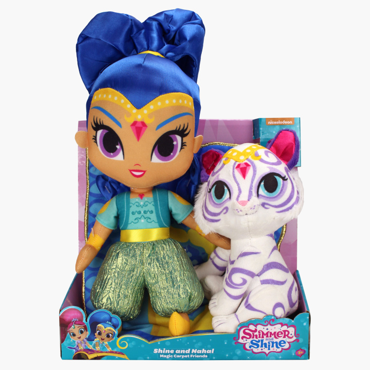 Shimmer and Shine Plush Toy - Set of 2