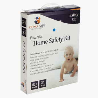 DUMA SAFE 31-Piece Safety Kit
