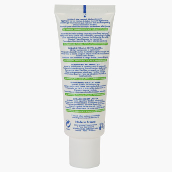 Mustela Cradle Cap Cream - 40 ml