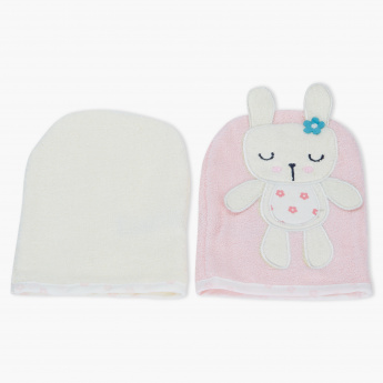 Juniors Wash Mittens - Set of 2