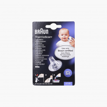 Braun Thermoscan Disposable Cover Refill