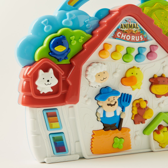 Juniors Morning Sunshine Farm Playset