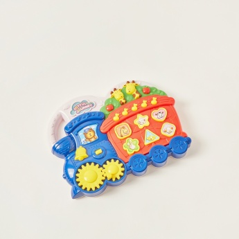 Juniors Musical Train Toy
