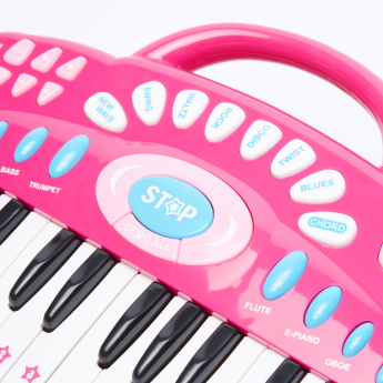 Juniors Musical Keyboard with Mic