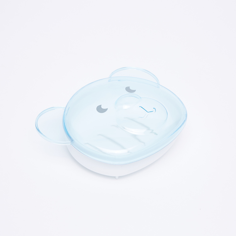 Juniors 3D Soap Dish with Lid