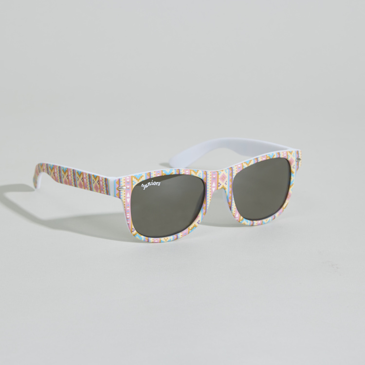 Juniors Printed Sunglasses