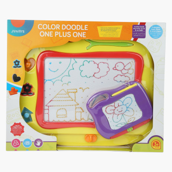 Juniors Magnetic Drawing Board and Pen Set