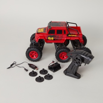 Rock Crawler Cross Country Radio Control Toy Car