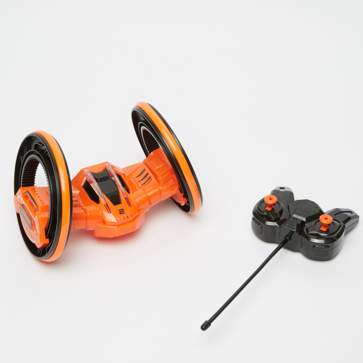 Stunt Toy Car with Remote Control