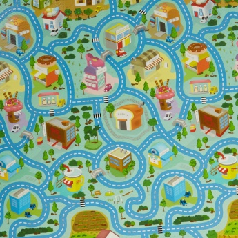 Juniors Printed Play Mat