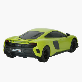 RW McLaren 675LT Coupe 1:18 Remote Control Toy Car