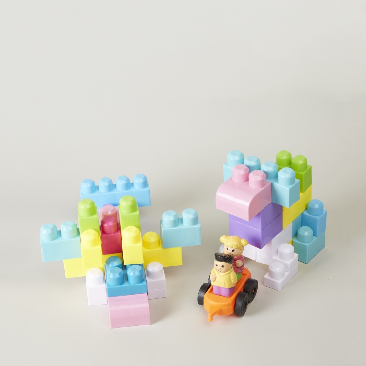 Juniors Blocks Set - 100 Pieces