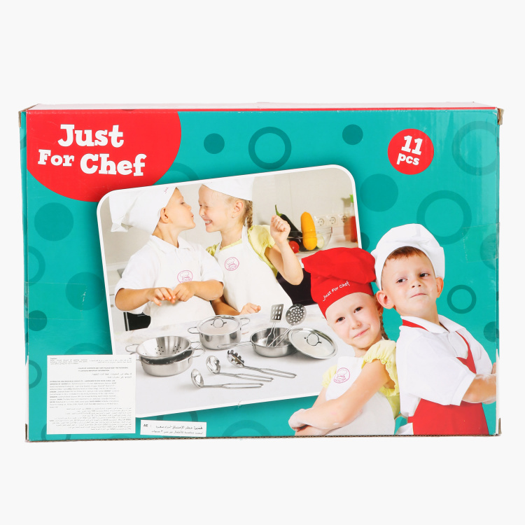Champion 11-Piece Cookware Playset