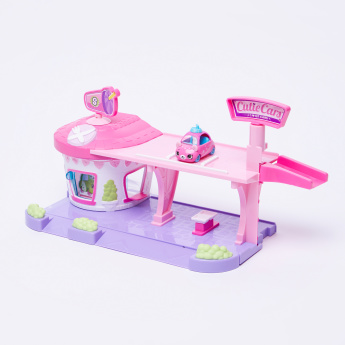 Shopkins Drive Thru Diner - Cutie Cars