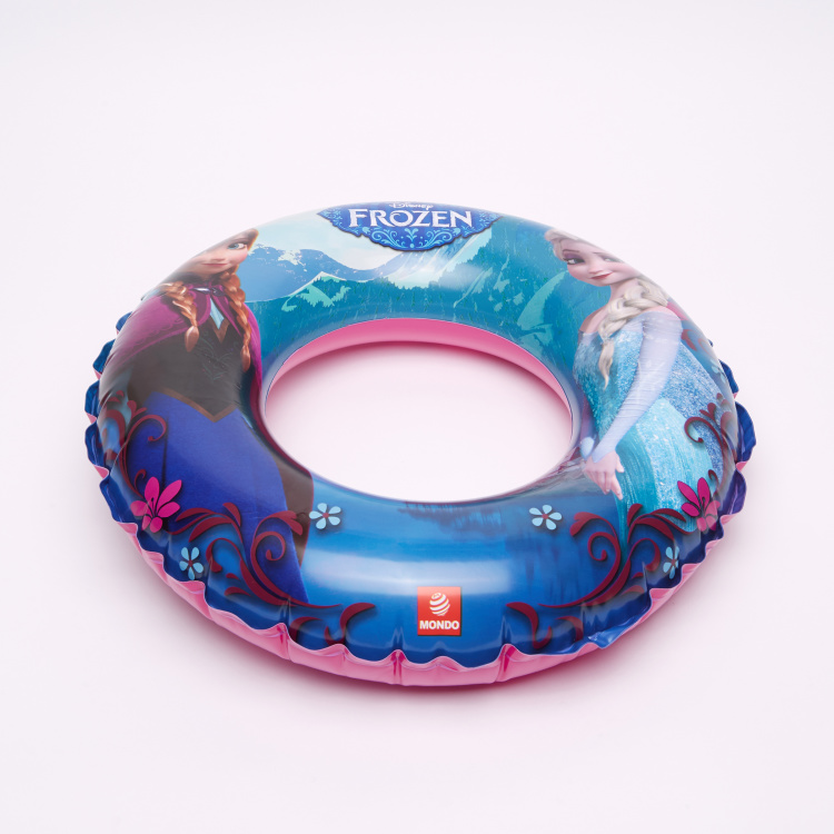 Frozen Printed Swim Ring