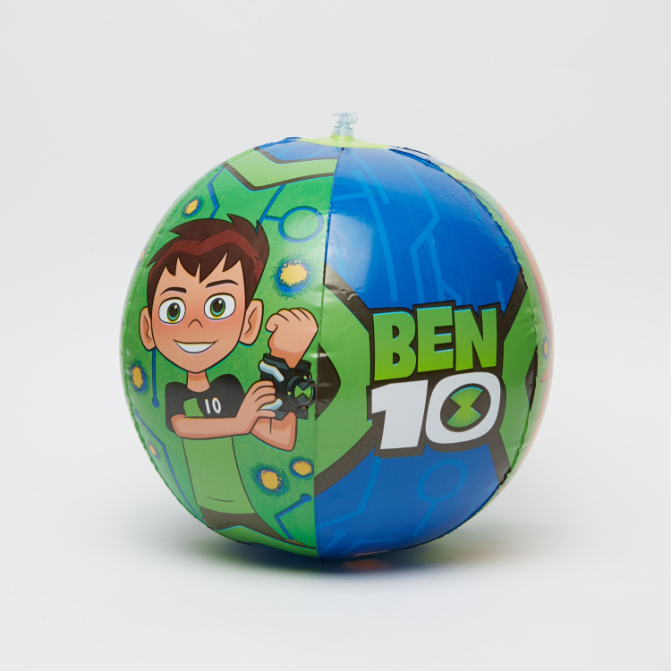 Ben 10 Printed Beach Ball